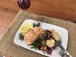 Dr. Gundry Salmon recipe
