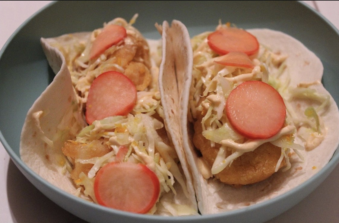 How to Make Fish Tacos at home