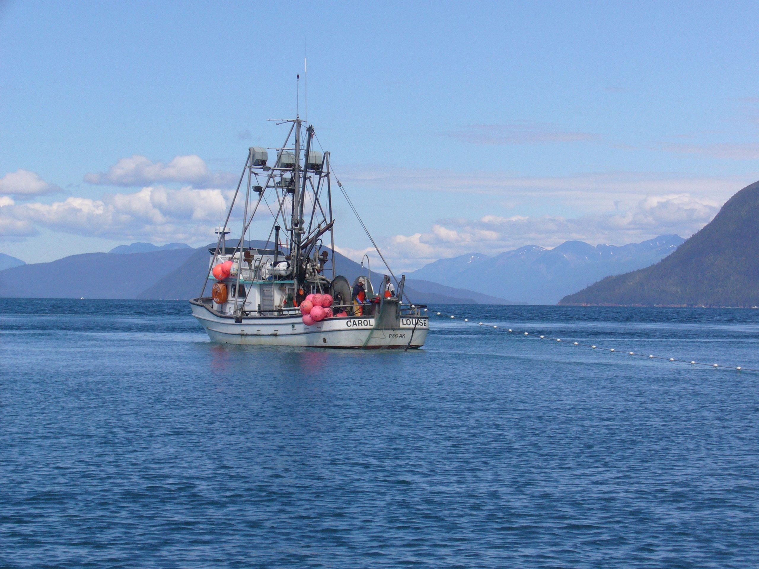 Alaskan fisheries and sustainability