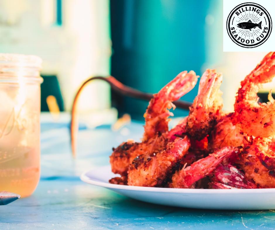 Coconut Shrimp at home recipe