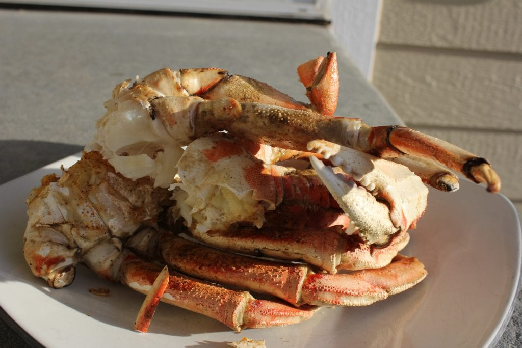 Learn how to cook dungeness crab
