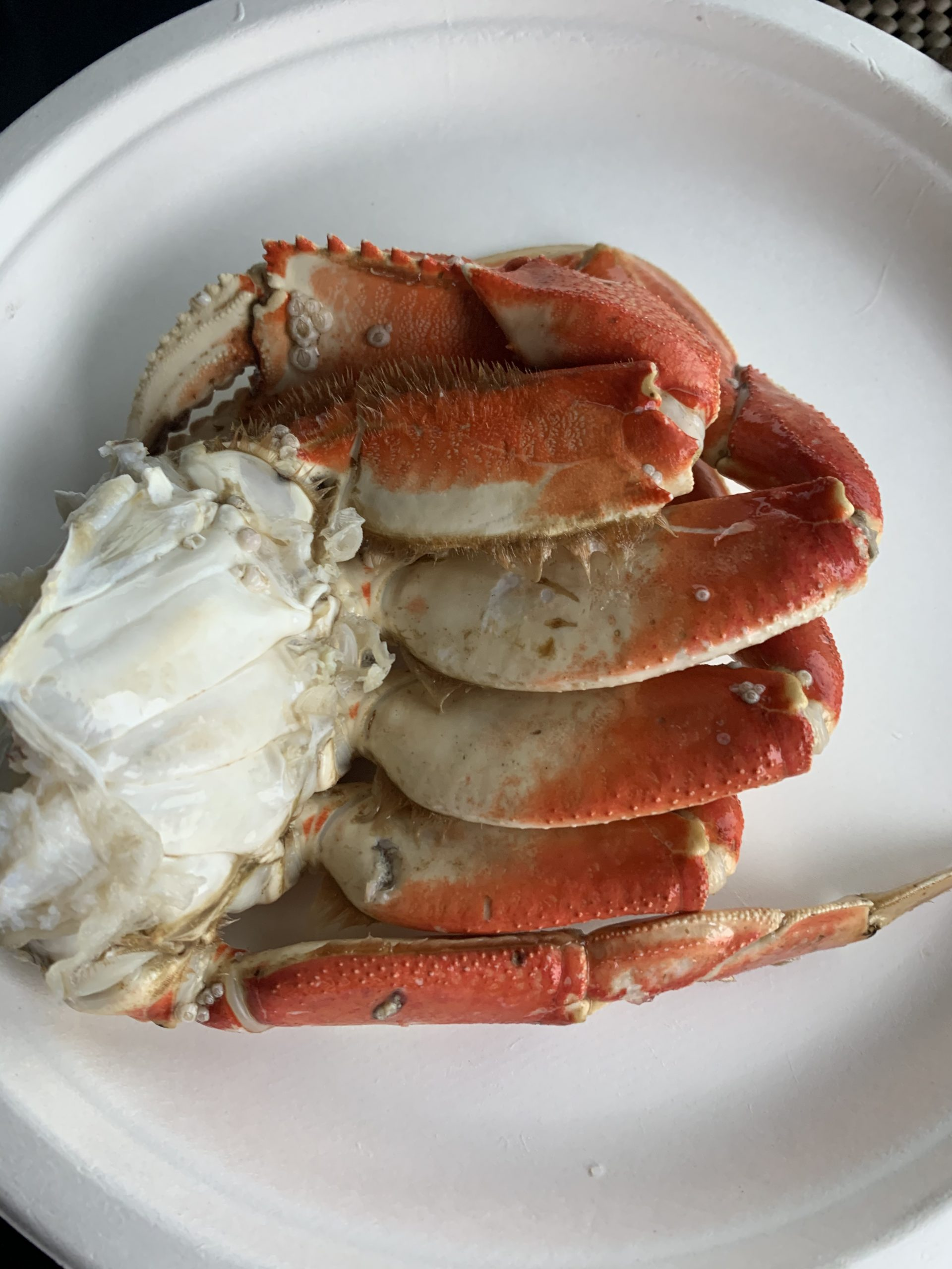 The Easiest Way to Cook Crab