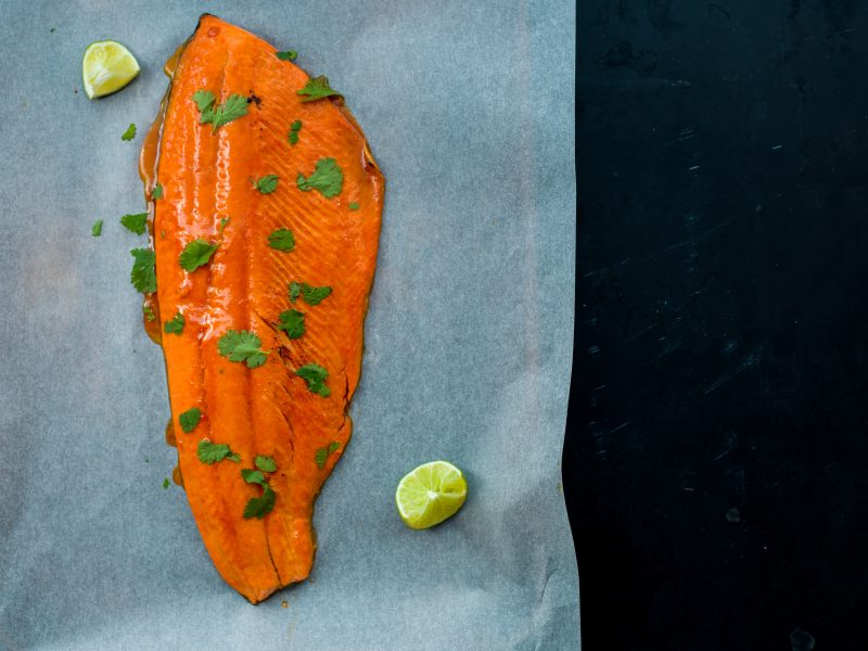 How to make seafood rubs and marinades