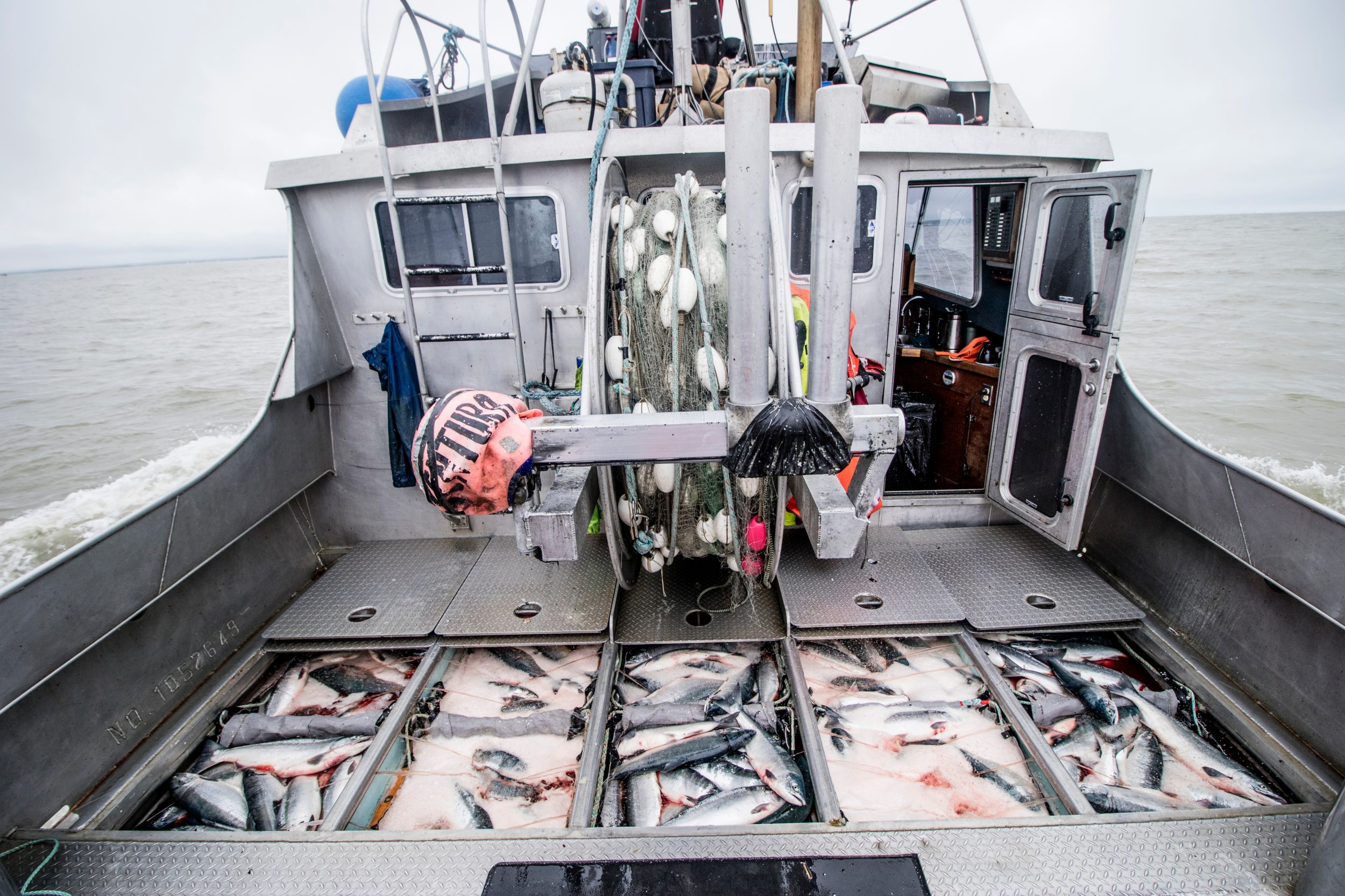 Alaska Seafood Harvesting and Processing